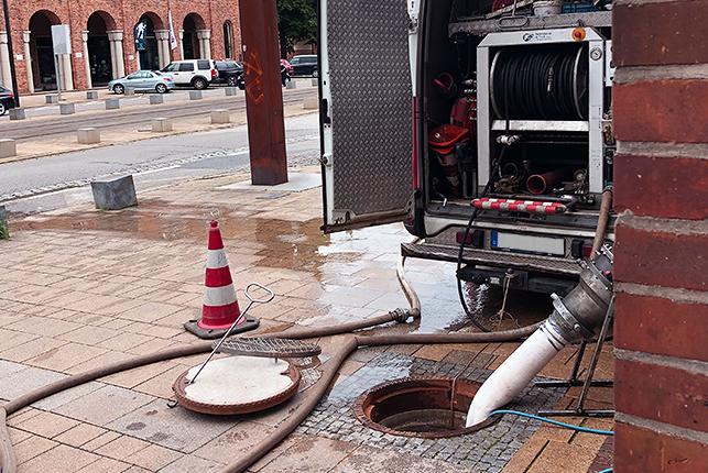 Rohrreinigung Rostock – Kanalreinigung